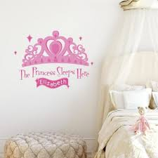Shop The Princess Sleeps Here Giant Wall Decals