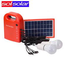 Solar Charging Light Solar Lamp Garden Light Solar Generator Field Emergency