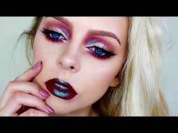 how to look like a glam wicked witch cosmobyhaley you easy makeupwicked