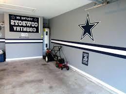 garage wall paintCool Grey And Red Garage Paint Ideasgarage Floor Epoxy Ideas