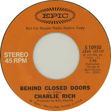 45cat Charlie Rich Behind Closed Doors [Mono] Behind Closed