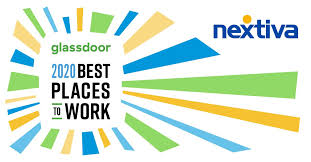 nextiva is ranked a best place to work
