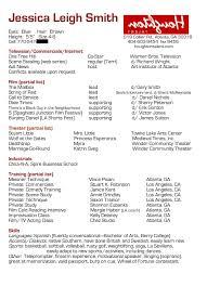 it skills list resumes