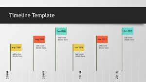 Power Point Time Line Template Timeline Template Slidesbase