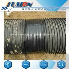 heat shrinkable sleeves for drainage corrugated pipe connection