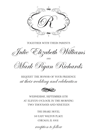 Wedding Insert Templates Wedding Invitations