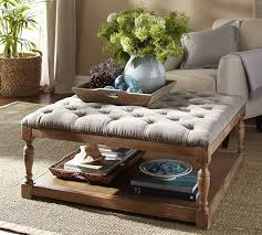 ottoman coffee table. Elegant Ottoman As Coffee Table Marvelous Upholstered Footstool Intended For With Storage Ideas 5