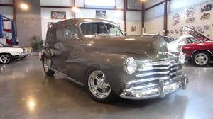 SOLD 1948 Chevrolet Sedan Delivery For Sale, Passing Lane Motors ...