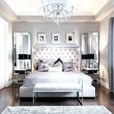 White Master Bedroom Master Bedroom White Furniture Gray Bedroom ...