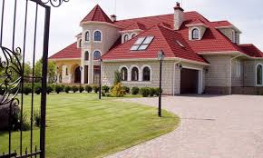 clay tile look metal roofing red roof house design ideas with steel tiles roofs that like shingles looks tin asphalt types materials