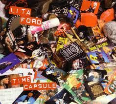 <b>Lita Ford</b> - <b>Time</b> Capsule (2016, Digipak, CD) | Discogs