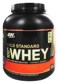100 whey gold standard protein cookies cream 5 lbs optimum nutrition