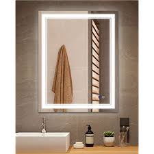 wall mounted vanity mirrors