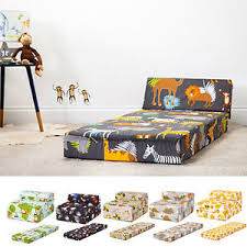 kids chair bed.  Chair Image Is Loading Children039sChairBedFoldOutSleep On Kids Chair Bed E