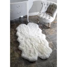 ikea white shag rug. Ikea Faux Fur Rug Washing Area Designs White Shag