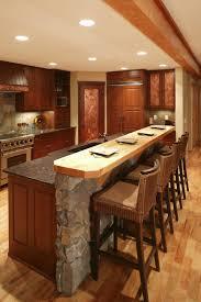 Kitchen Island Granite Countertop Furniture Appealing Kitchen Backsplash Ideas For Black Granite