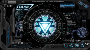 Iron Man Jarvis Interface Background on ...