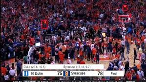 sold out su vs duke game will tip off