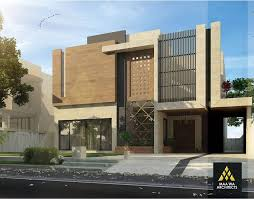Small Picture 1 kanal house contemporary architecture home designs 3d front