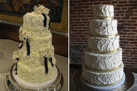 Must Know Wedding Cake Icing Options The Pink Bride