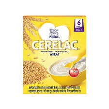 Nestle Cerelac Stage 1 Wheat 300 Gm