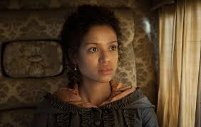 Gugu Mbatha Raw as Dido in Amma Asante s BELLE BELLE.