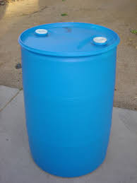 blue 55 gallon drum. Brilliant Drum 55 Gallon BarrelDrum Closed Top  Blue Side View Throughout Drum M