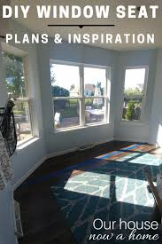 diy window seat plans. Fine Seat Today I Am Sharing My DIY Built In Window Seat Plans And Inspiration From  Other Amazing Bloggers Their Beautiful Seats On Diy Window Seat Plans Z