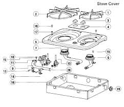 rv service manuals rex and sons rvs wilmington s service parts wedgewood 2 burner cook top parts diagram