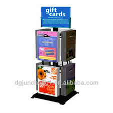 Gift Card Display Stands