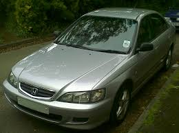 2001 Honda Accord vi coupe – pictures, information and specs ...