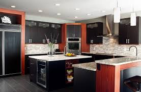 Painted Wood Kitchen Cabinets Painting Wood Kitchen Cabinets Refinish Painters Handymen
