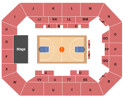 Riverpark Center Seating Chart Concert Venues In Owensboro Ky Concertfix Com
