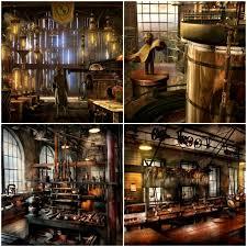 Steampunk Interiors | Steampunk Furniture Store | Steampunk Decor