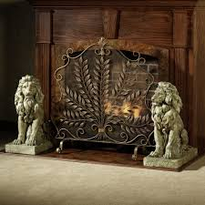 other uses for fireplace screens beautiful home design modern in