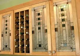 fantastic leaded glass kitchen cabinet doors ideas