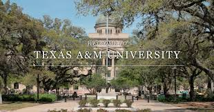 Map Texas A M University College Station Tx