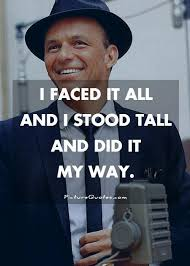 Frank Sinatra Quotes And Sayings Best Sinatra Quotes