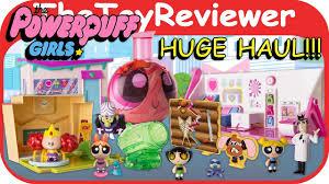 Powerpuff Girls Bedroom Huge New Powerpuff Girls Toy Haul 2 Toys From Spin Master