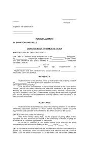 Demolition Contract Sample Philippines Download By Template ...