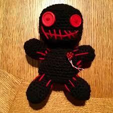 voodoo doll pin cushion pin cushion