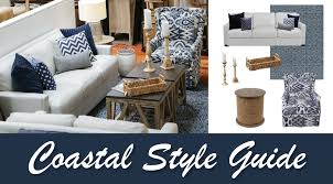 Coastal style furniture Elegant Coastal Living Room Style Ideas From Homemakers Furniture Homemakers Blog Homemakers Furniture Trend Alert Coastal Living Rooms Are On The Rise Hm Etc