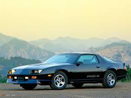My dream car. 1985 camaro black   Wallpapers of Chevrolet Camaro ...