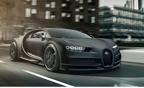 The brand that combines an artistic approach with superior technical innovations in the world of super sports cars. For Lovers Of Black Special Bugatti Chiron Honors La Voiture Noire