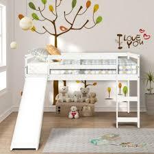 Kids Beds & Headboards - Kids Bedroom Furniture - The Home Depot