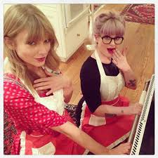 taylor swift and kelly osbourne share