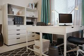 desk for home office ikea. IKEA Home Tour Makeover Office Desk For Ikea D