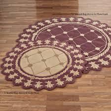 royal empire round rug