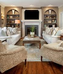 traditional family room furniture. Full Size Of Charlotte Animal Print Chairs With Silk Fabric Trim Family Room Traditional And Wood Furniture R
