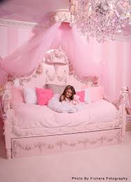 Princess Bedroom Princess Rose Day Bed By Villa Bella A Little Froofy But Day Bed